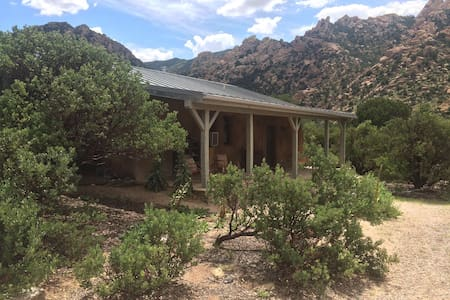 Cochise Stronghold  -  Agave Suite - Pearce - Casa cova