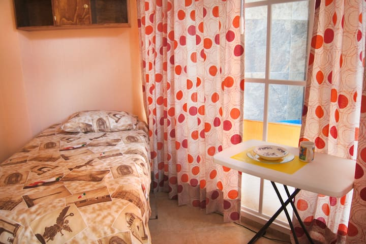 Private room near to subway station