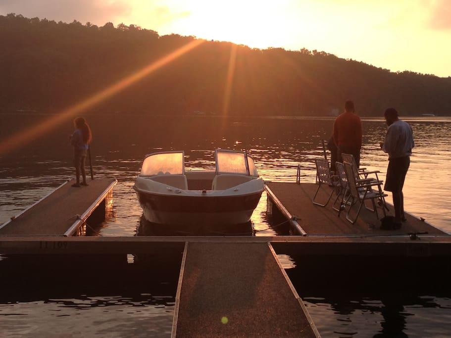 Personal Dock
