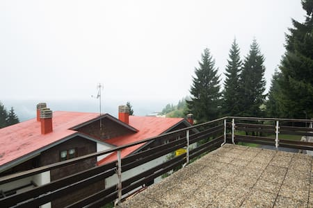 Accogliente trilocale panoramico - Prato Nevoso - Huoneisto