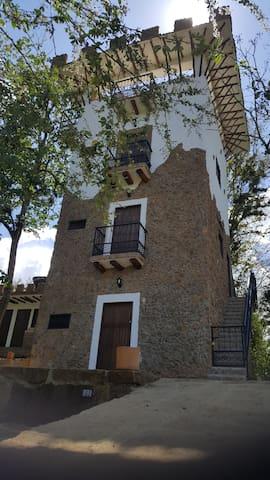 Hotel Torre San Jose Terraza - Cerca a San Gil