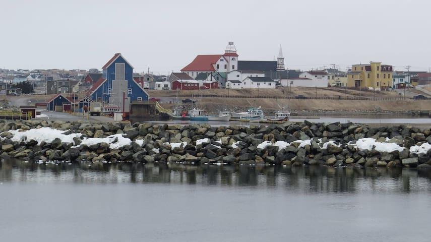 Breakwater Ocean View Cottages