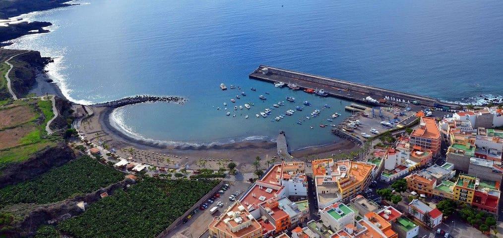 Acogedor apartamento en Playa San Juan