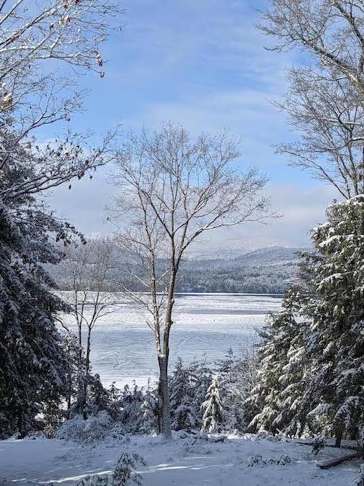 Gore Mountain Area Ski House on Schroon Lake