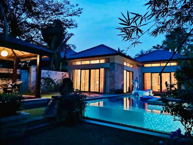 【好墅】三亚亚龙湾私人独栋一居亲子爱侣泳池别墅