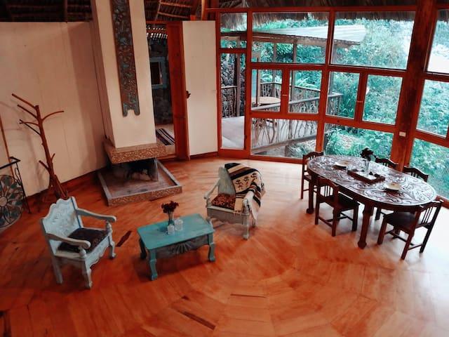Villa Palmera... San Marcos' newest luxury home.