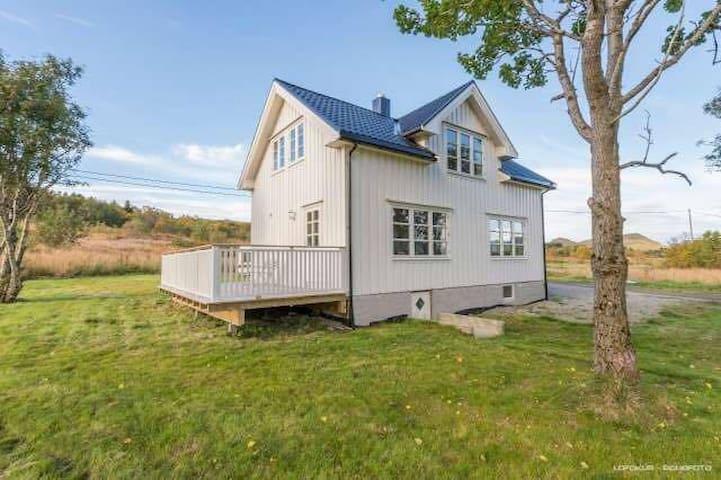 Sjarmerende hus nært Vikingemuseet - Vestvågøy - House