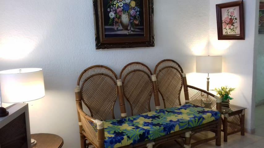 Casa fresca,confortable y ubicación estrategica - Heroica Veracruz - Maison