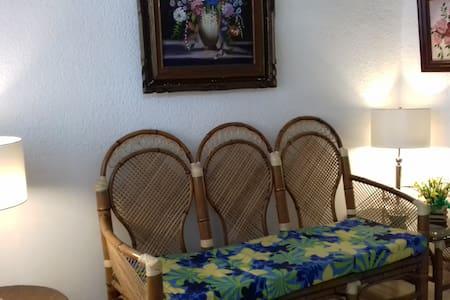Casa fresca,confortable y ubicación estrategica - Heroica Veracruz - Huis