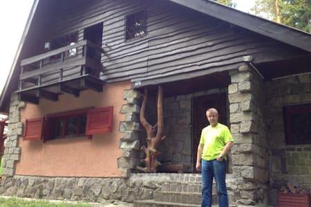 Chata Kiki Malino Brdo - Ružomberok - 小屋