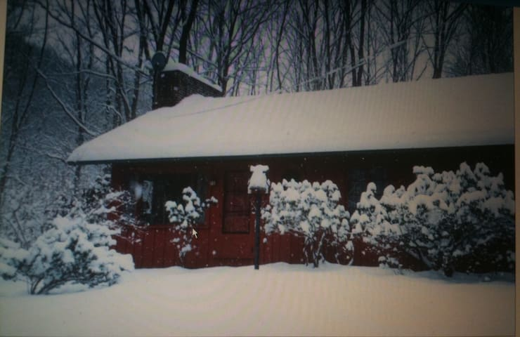 Winter Wonderland! - Ligonier - Haus