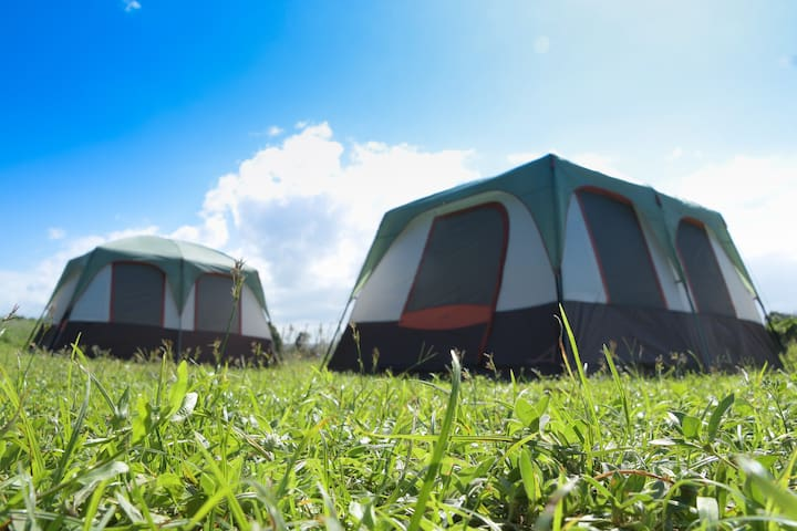 TAAL MARANANS FARMVILLE - GLAMPING - Taal - Camper
