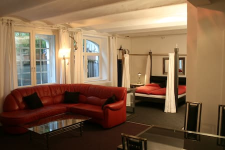 Messewohnung, Spinder Appartement - Hannover - Loft