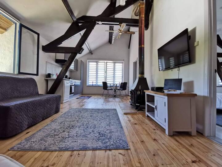 Moulin des Forges- Gite-Apartment-Beautiful Cruese