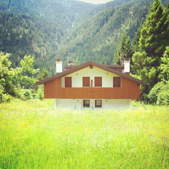 Casa sul lago 2 apartments for rent in auronzo di cadore for Piani di casa sul lago per lotti ripidi