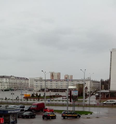 Квартира на сутки на Московском - Viciebsk - Apartamento
