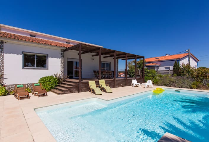Beautiful villa with swiming pool - Caldas da Rainha