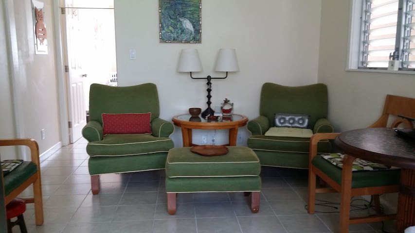 1 bdr apartment in Historical House - Honolulu - House