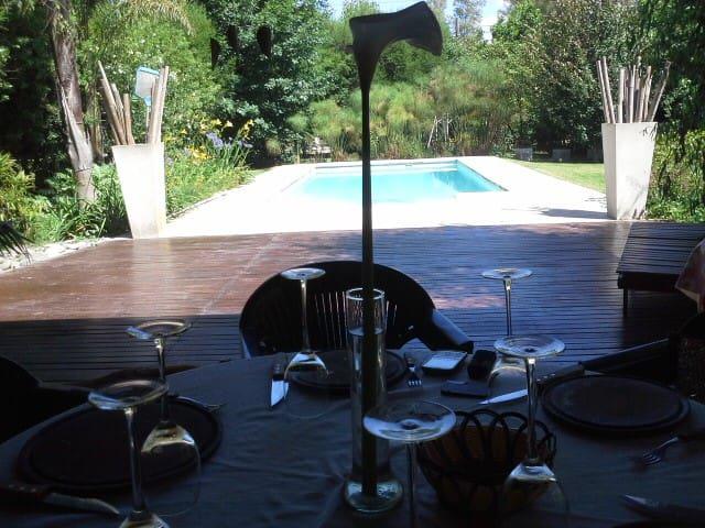 B&B Verde y paz en Pilar !!! - Villa Rosa - Bed & Breakfast