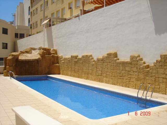 Bonito apartamento 4pax 2hab 2baños - L'Hospitalet de l'Infant - Apartamento