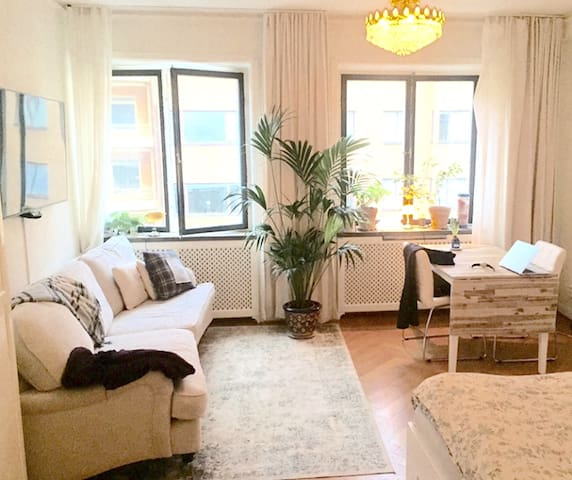 Cosy Apartment near water in Kunsgholmen - Stockholm - Wohnung