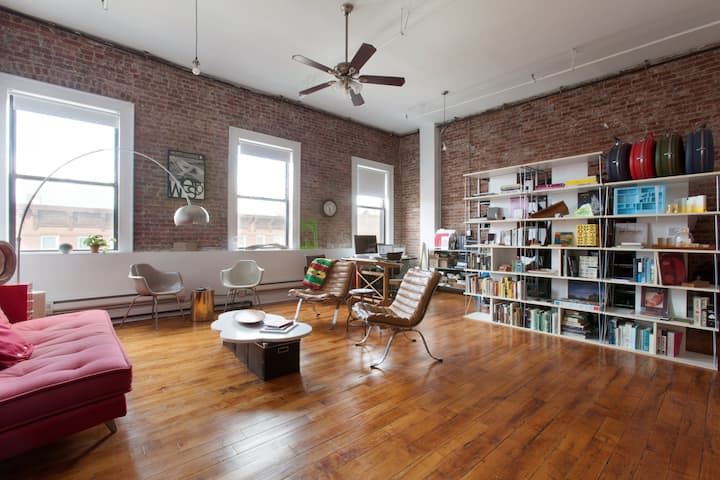 Gorgeous Loft in Greenpoint!