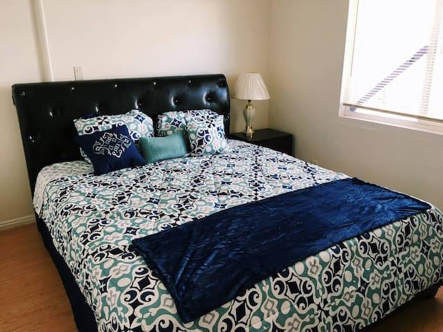 Spacious 5 Bed 3 Bath Home w/ Yard