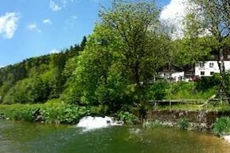 Auberge le Moulin du Plain sur les bords du Doubs - Indevillers - Boutique-hotell