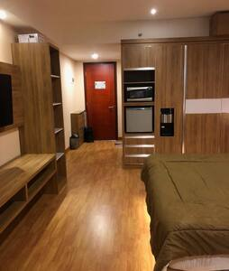 Merapi View-1 Bed Room Apartement Mataram City