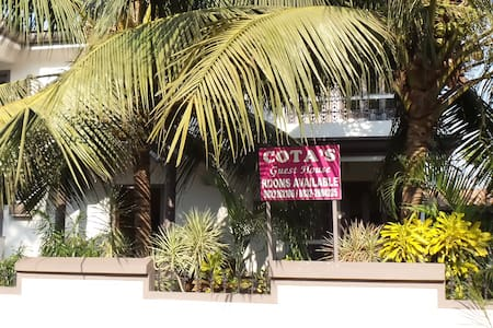 COTAS GUEST HOUSE - South Goa