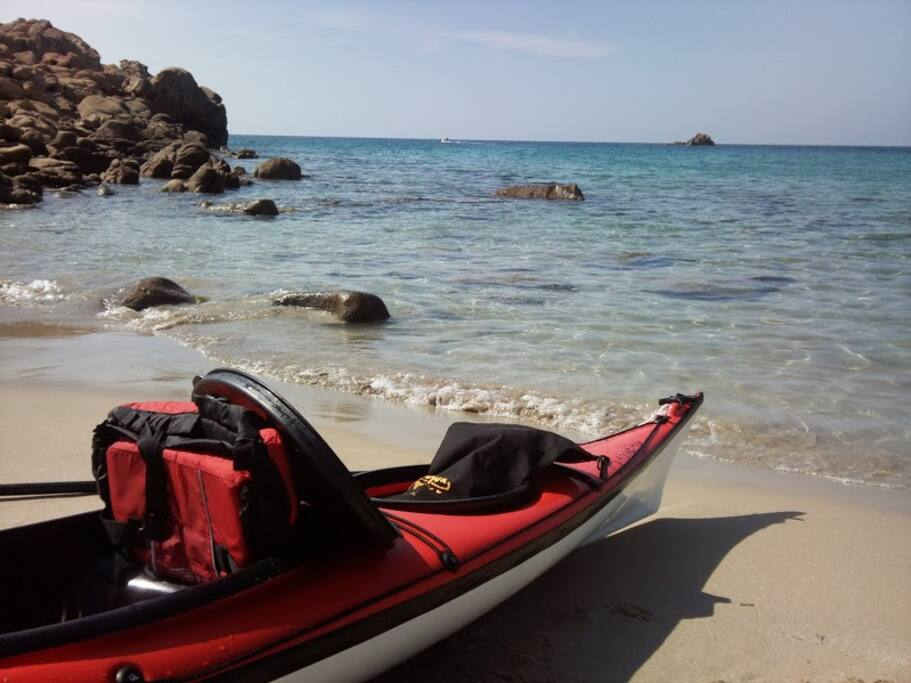 sea kayak 4  rent