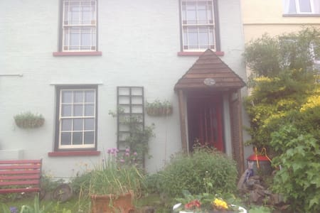 Duck Room - Double room,  Builth Wells, midd wales