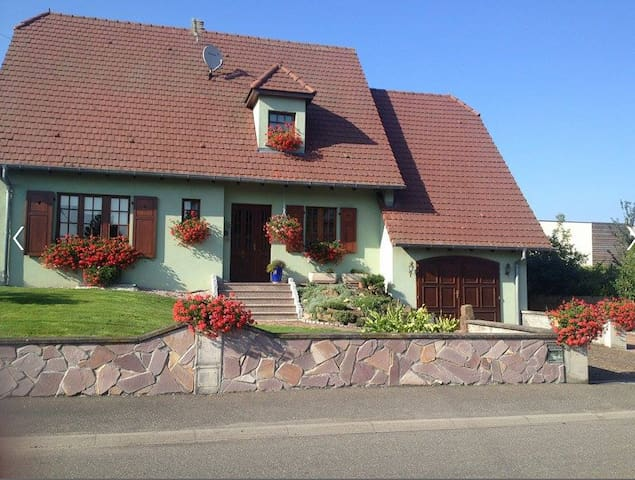 Gîte de Denis et Myriam, Wittisheim - Wittisheim - Casa
