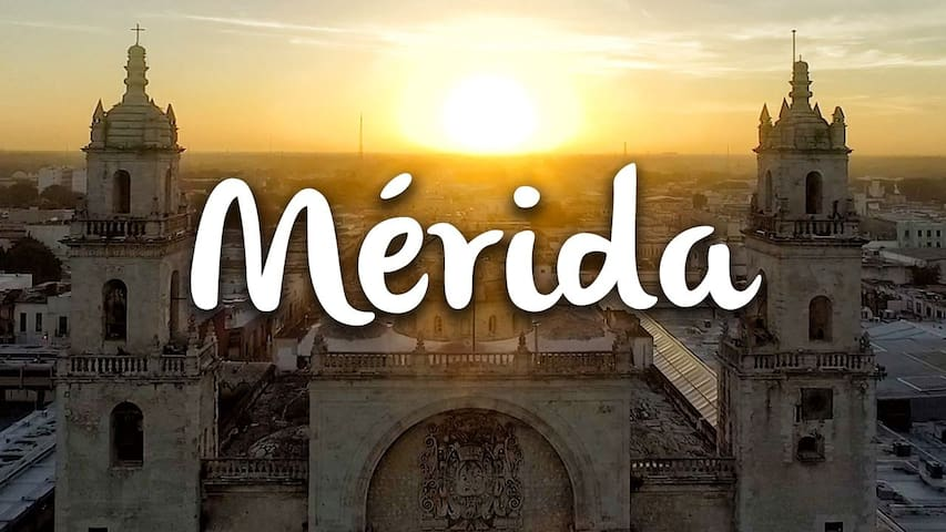 Guidebook for Mérida