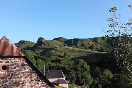 Maison Typique du Cantal