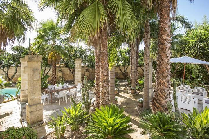 Villa Monika - Villa con Piscina Salento Puglia