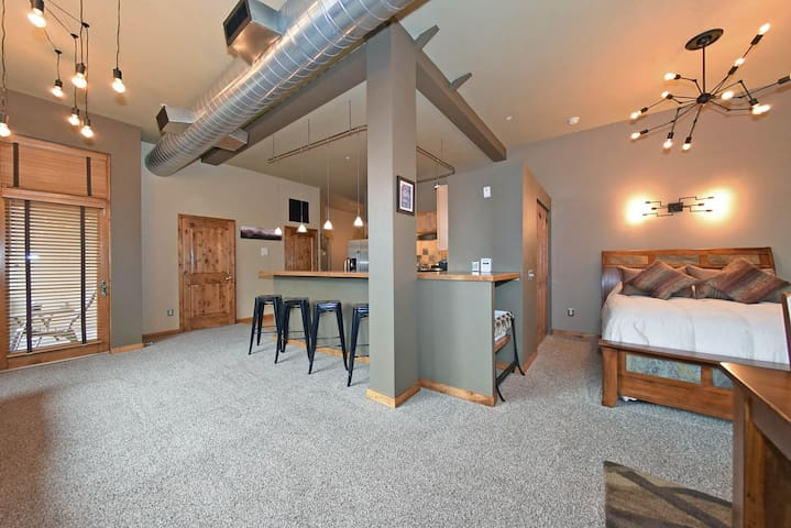 Location, Location, Location! Live like a local from our well-equipped loft property!