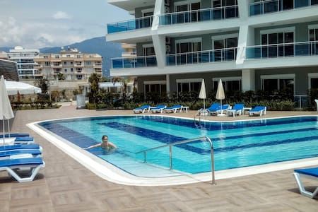 Luxurious brand new flat in Alanya - Αλάνια