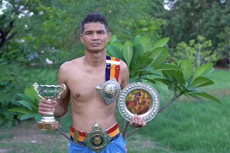 Baan Muay Thai Korat - Nong Phai Lom