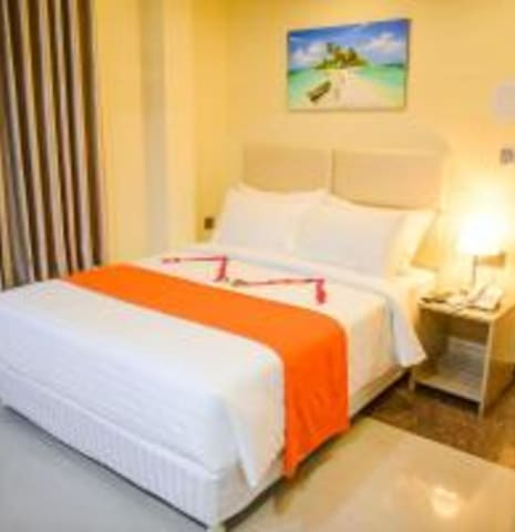 Superior DBL Room Sea View & Free Airport Transfer