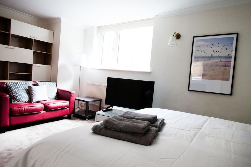 Studio flat in fritzovia s1 apartamentos en alquiler en - Alquilar apartamento en londres ...