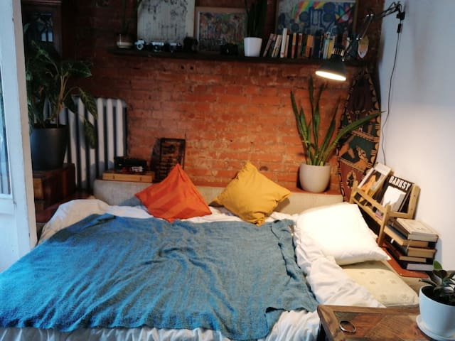 Cosy room in downtown