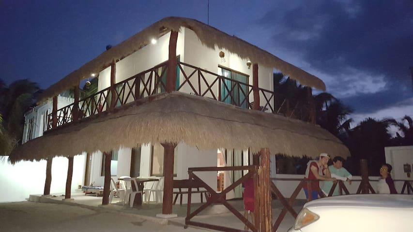 VILLAS CHAC CHI CUYO YUCATAN - El Cuyo - Apartment