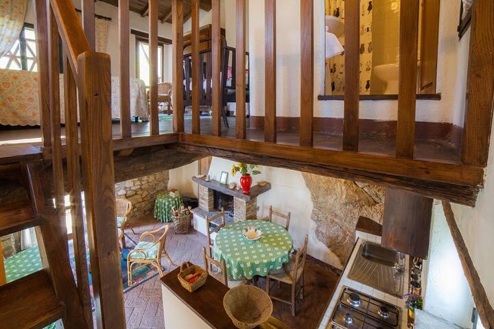 Relax romantico in Garfagnana