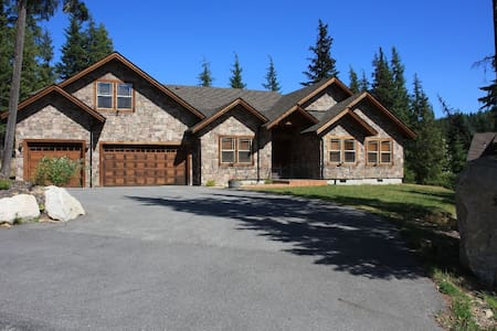 LUXURY PRIEST LAKE GOLF COURSE HOME - Priest Lake - Casa