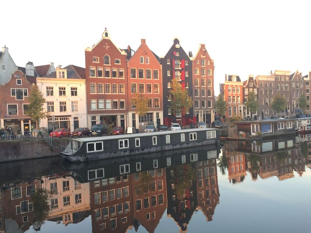 Lovely Canal House for Young Couple - Amsterdam - Leilighet