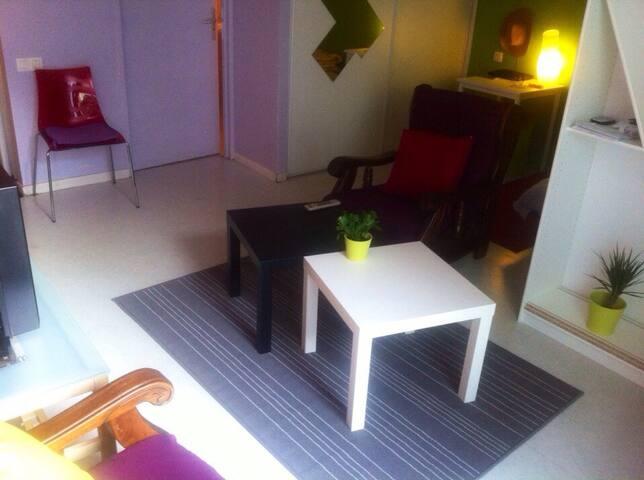 Nice flat Near to Paris center - Argenteuil - Apartament