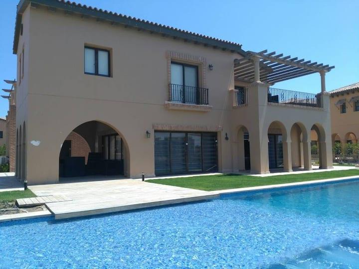 North Coast  Villa Virona 161 with Swimming pool