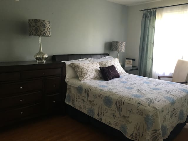 Private Bedroom in a luxury home - Eagleville - Dom