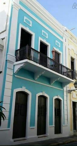 2BR Old Viejo San Juan Lifestyle - San Juan - Lägenhet